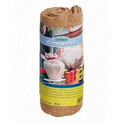 Jute Plant Protection cover for Winter Romberg - Ecru (80x60cm)