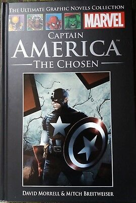 Captain America: The Chosen, Marvel Ultimate Graphic Novel Collection