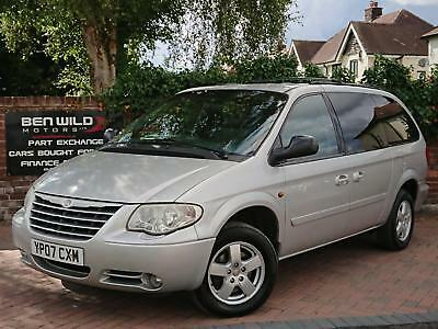 Chrysler Grand Voyager 2.8CRD auto Executive XS, SPARES OR REPAIR, PART EX CLEAR