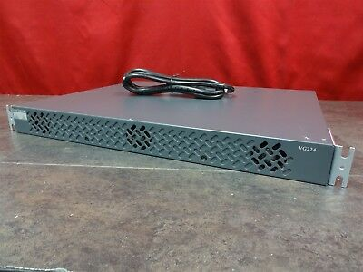 Cisco VG224 Series Voice over IP Analog Phone Gateway
