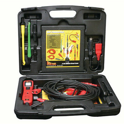 Circuit Tester Kit with Lead Set Power Probe PP3LS01 Power Probe III (Red)