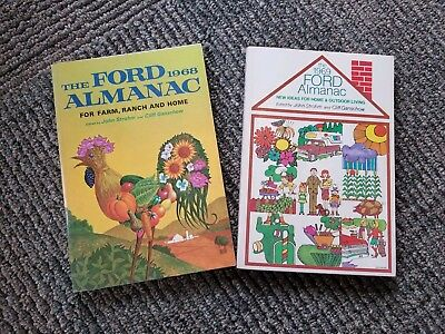 1968 and 1969 FORD Almanac