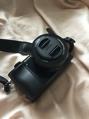 Sony Alpha a6000 Mirrorless Digitial Camera 24.3MP SLR Camera with 3.0-Inch LCD