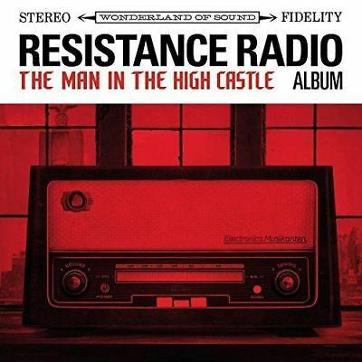 Resistance Radio The Man In The High Castle Digipak