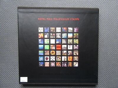 2000 Royal Mail Year Book 17 (Complete With All Stamps & Slipcase)