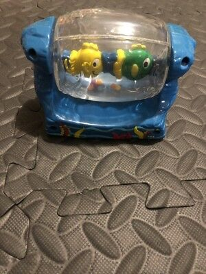 Evenflo Exersaucer Triple Fun Fish Pond Spinner Fish Toy Replacement Part