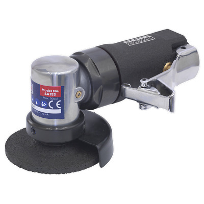 SA153 Sealey Air Mini Angle Grinder 58mm [Grinders]