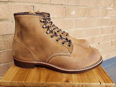 72a8ed065fa 10D RED WING Heritage Boots Blacksmith 3344 Hawthorne Muleskinner Iron  Ranger