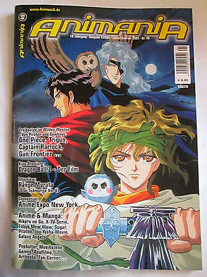 ANIMANIA Magazin - Nr. 49   Heft 1 / 2003 - z.B. One Piece, Harlock, Trigun