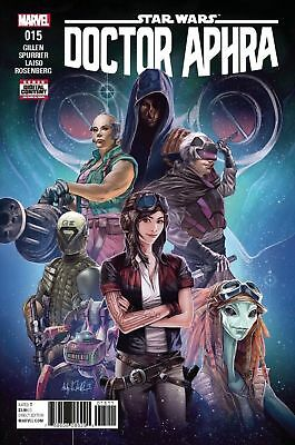 Doctor Aphra #15 STAR WARS  2017 COVER A 1ST PRINT