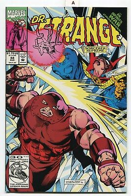 Dr. Strange  # 44 1st App.Cyttorak Cosmic Ghost Rider  SEE ACTUAL SCANS ( A )