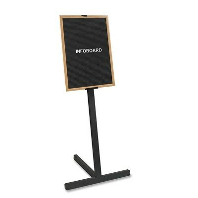 Mastervision Free Standing Vinyl Letter Board SUP0801
