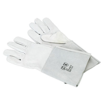 SSP142 Sealey TIG Welding Gauntlets Pair [Hand Protection]