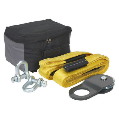 SRKIT02 Sealey Off Road Self Recovery Kit [Winches]