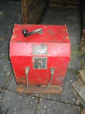 Triangle Minx single phase 180A arc welder