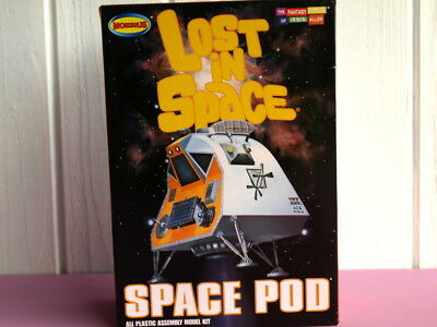 """Lost in Space"" Space Pod, Moebius, Skill Level 3"