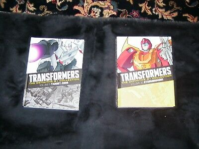 Transformers g1 books lot