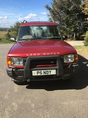 Land Rover Discovery 300tdi ES