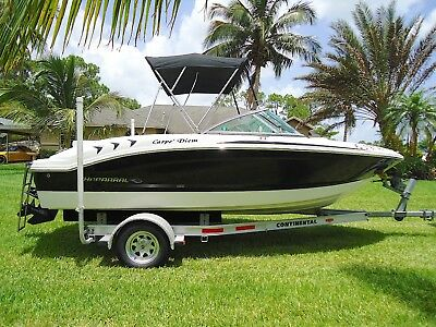 2013 Chaparral H2O 18 Sport w/ Mercruiser 4 cyl. 3.0L only 60 hrs