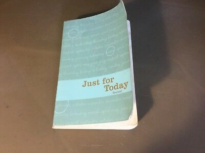 Just For Today NA Narcotics Anonymous 1991 Daily Meditations