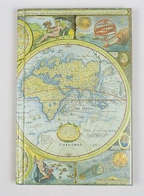 New and Accvrat Map Of The World Journal