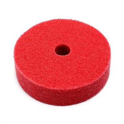 6 inch Red Nylon Fiber disk polish Abrasives Grinding Wheel polishing wheel