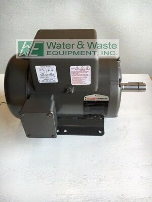 Weco-L1430T 5 Hp, 1725 Rpm New Baldor Electric Motor Same As L1430T 36M926T077G5