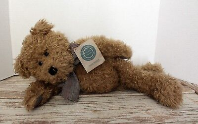 """1996 Retired Boyds' Bears 16"""" """"smith Witter IiJointed With Paper Tag"""