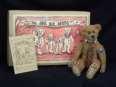 Boyd's Shoe Box Bears Augustus Gus Grizberg Jointed Style 3200  No Edition #