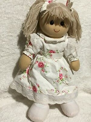 Powell Craft Doll Toy Soft Body 39cm Tall Excellent Condition
