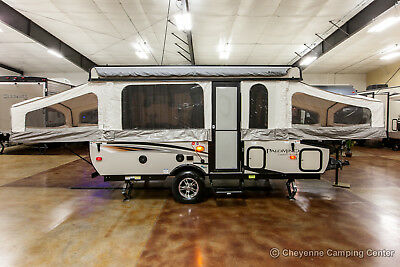 New 2018 Palomino T12STSB Pop-Up Camping Trailer For Sale Cheap Never Used