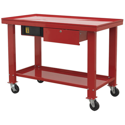 AP1200MW Sealey Mobile Workbench Engine Repair [Mobile Workbenches Sealey]