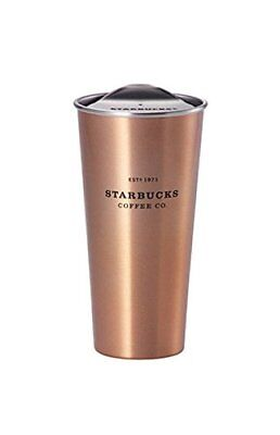 Starbucks Copper Rose Gold, Stainless Steel, To Go Tumbler, Limited Edition