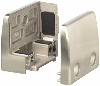 Stainless Design M042000-v4Clamps for Glass, Stainless Steel