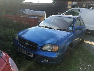 suzuki baleno - spares or repairs