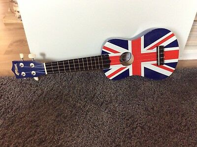 Ukulele British Flag
