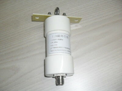 1:9 BALUN Withstand power 200W Long wire balun 50 ohm to 450 ohm. for HAM radio
