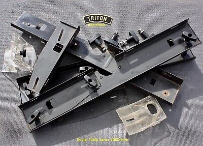Triton Router Table Fence series 2000 & Fence Parts...no3