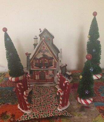 Department 56 North Pole Sweet Rock Candy Co.  In Original Box