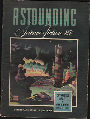 Astounding Science Fiction  January 1943