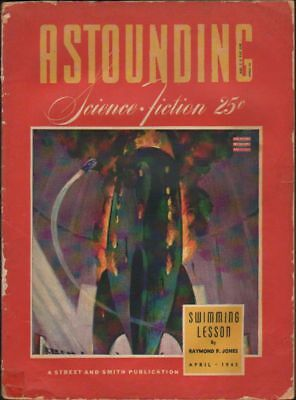 Astounding Science Fiction  April 1943