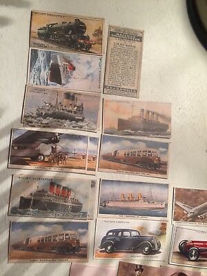 Huge Joblot Of Vintage Cigarette cards