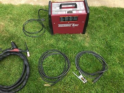 Thermal Arc Ac Dc Tig Welder 200amp Pulse