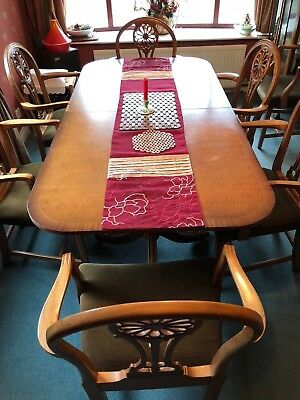 Dining Table and Chairs - NO RESERVE AUCTION!