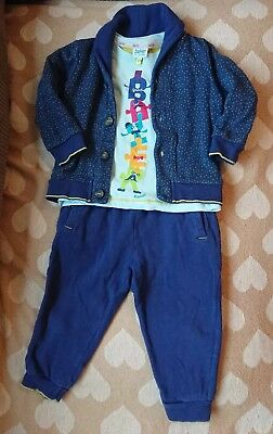 Boys 12-18 Months winter Ted Baker outfit Set bundle