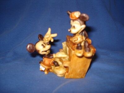 Harmony Kingdom Disney's Mickey and Minnie 75 Years Together Limited Edition box