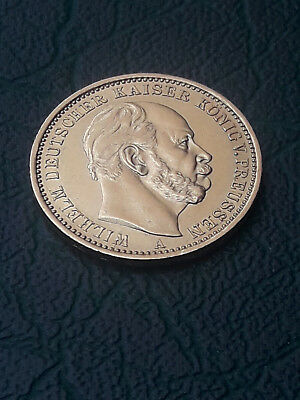 20 Mark Preussen  1874 A   GOLD!