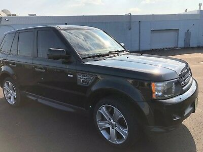 2010 Land Rover Range Rover Sport SUPERCHARGED Range Rover Sport SUPERCHARGED