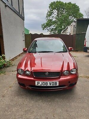 Jaguar X type SE 2.0d 2008