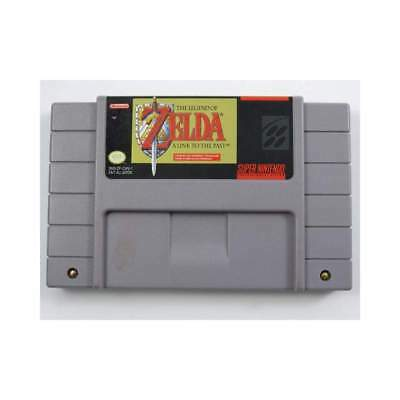 The Legend Of Zelda A Link To The Past SNES Video Game Super Nintendo NTSC USA